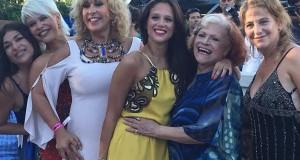 Amigas y estafadoras, Nazarena y Barbie, Georgina y Claribel, la mejor en los Carlos