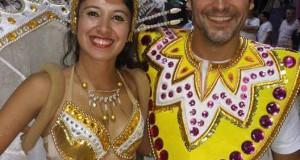 Adrián Pallares, rey del Carnaval