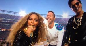 Coldplay, Beyonce y Bruno Mars en un show alucinante en el SB50
