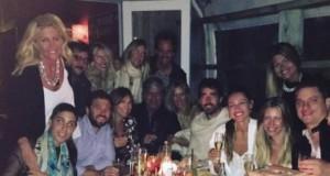 Ahora que Pampita viajó apareció la foto con Nacho Viale