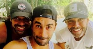 Luciano Castro, Gonzalo Heredia y Mariano Martínez, como en