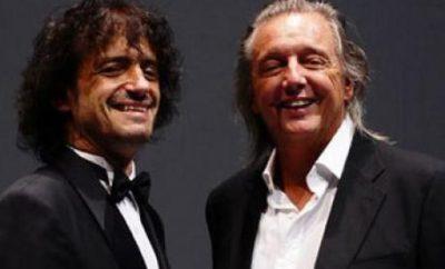 Angel Mahler y Pepe Cibrian