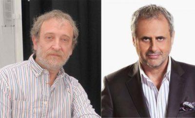 Edi Zunino, Jorge Rial