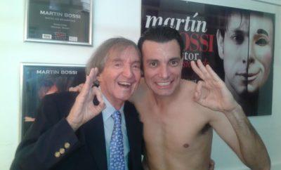 Martin Bossi