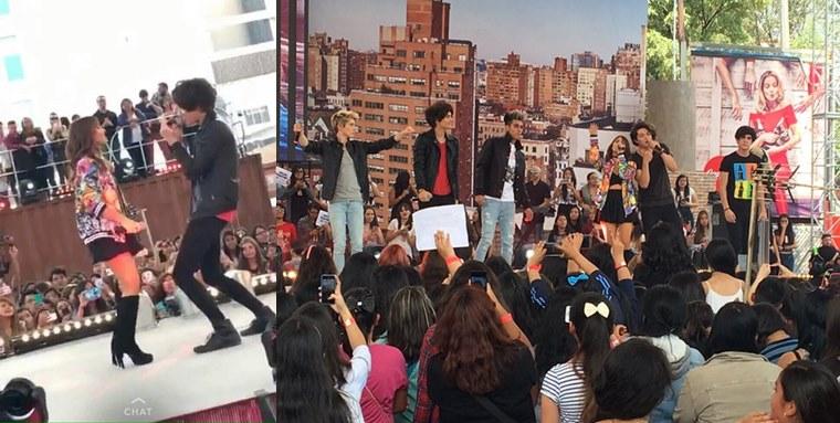 El fandom de Lali salió a frenar a las fans de los mexicanos de CD9