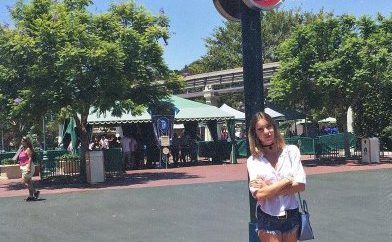 Lucia Celasco en Disney