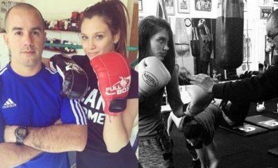 Actrices que boxean