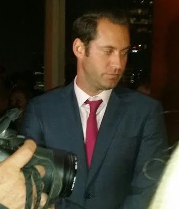 Jon Paul Pérez en Buenos Aires