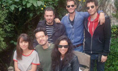Sebastian Ortega y sus hermanos