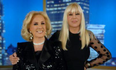 Mirtha Legrand y Susana Gimenez