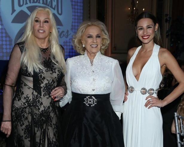Mirtha, Susana y Pampita contra todos