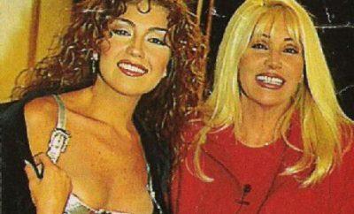 Susana Gimenez con Thalia
