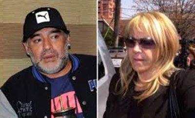 Maradona-Villafañe