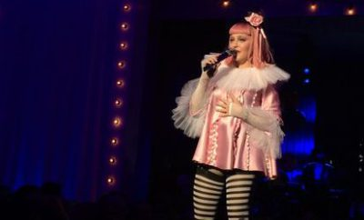 Madonna FAena Miami