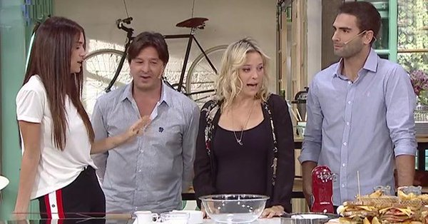 Luisana Lopilato recordó Erreway y Nico Furtado no blanquea novia