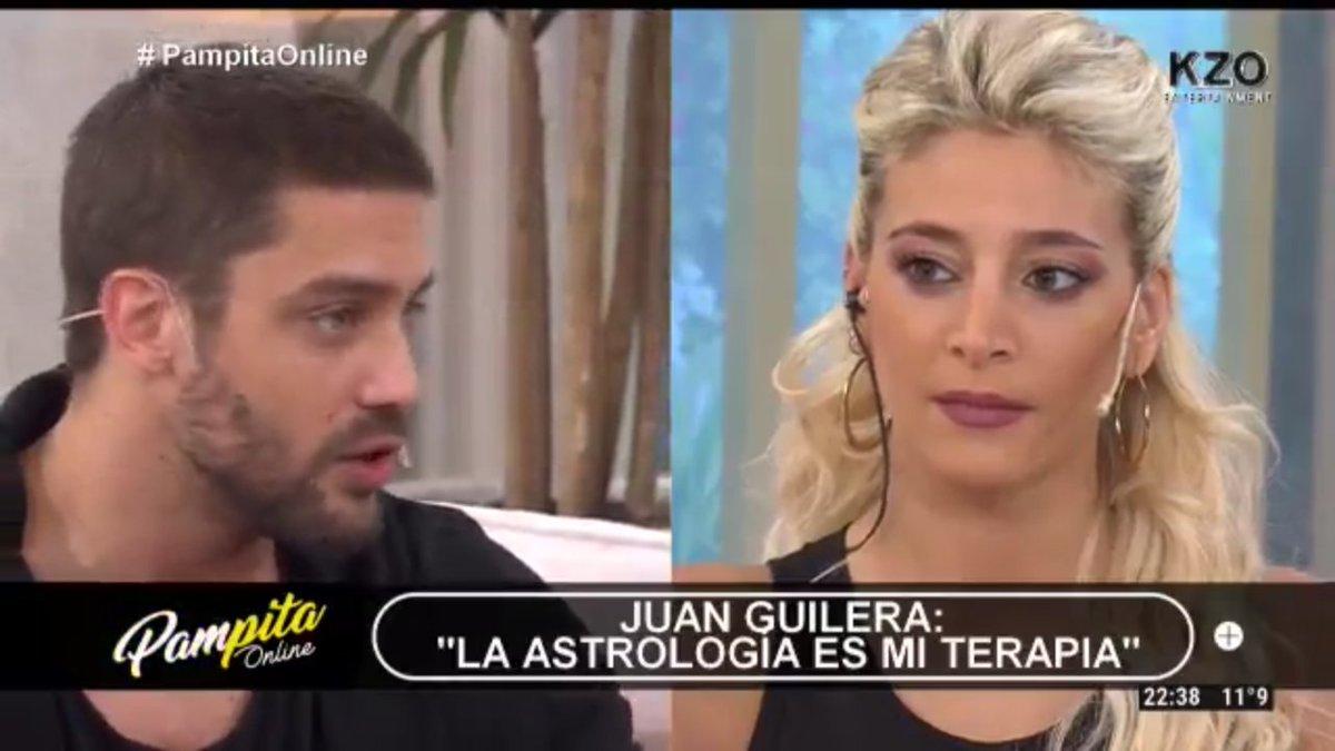 Primicia: flechazo mortal entre Juan Guilera y Sol Pérez