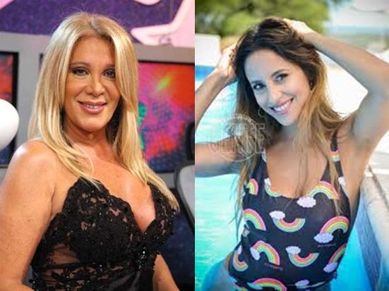 Reina Reech vs Lourdes Sánchez enfrentadas por un amor de Chato Prada