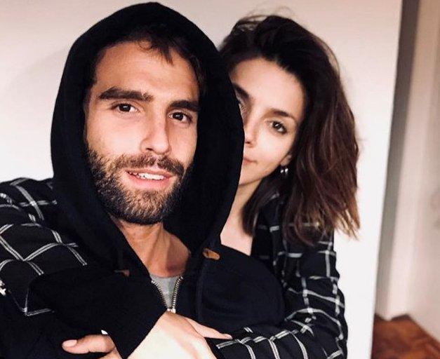 Nico Furtado y Natalie Perez se aman como en una película