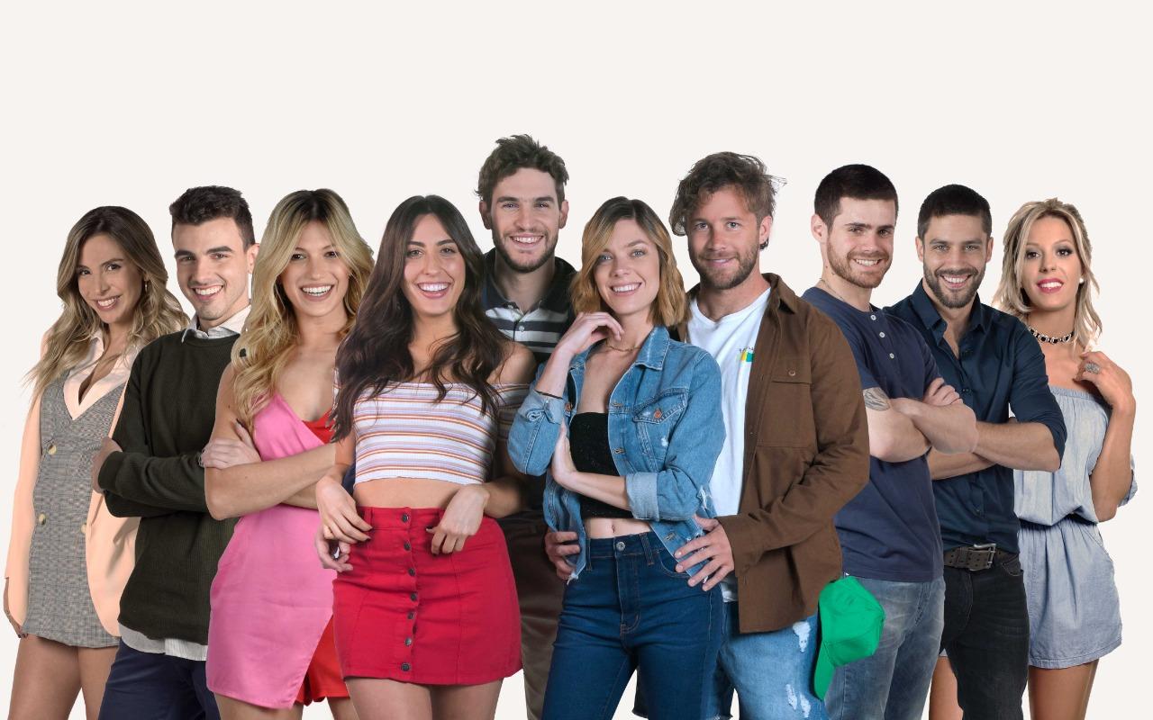 """""""Millennials"""": la jugada nueva ficción con Riera, Soffritti, Roitman y Marzol"""