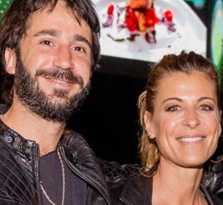 """Eugenia Tobal y su novio: """"lo lindo es cuando nos necesitamos"""""""