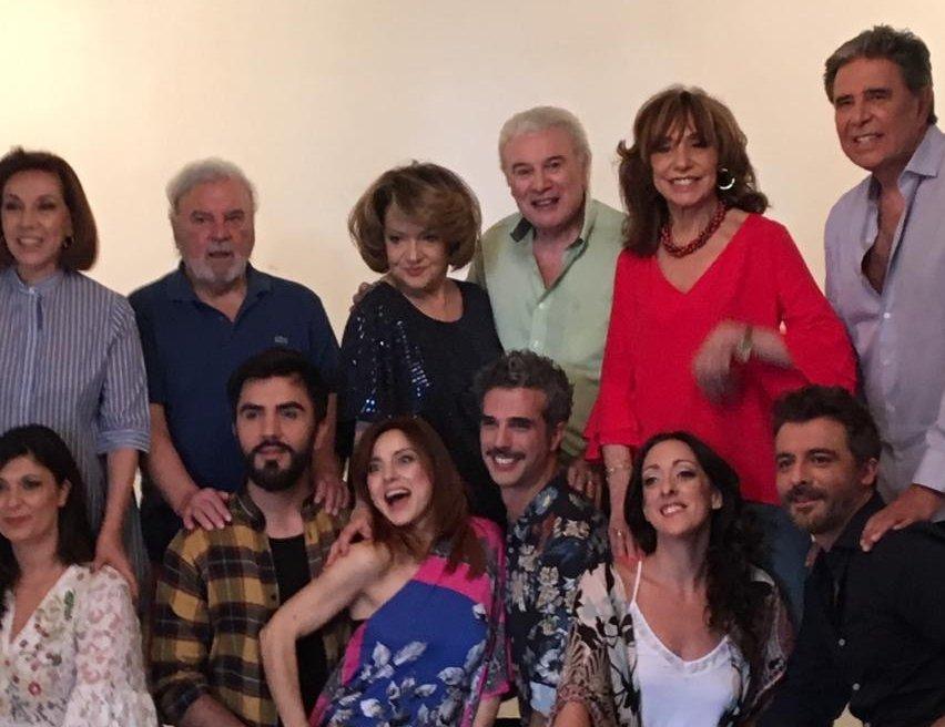 Nora Cárpena, Martha Bianchi, Ranni, Mercedes Carreras y más, por Palito Ortega