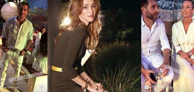 """Vero Lozano irónica con un evento cool: """"una porquería, pero the blanco"""""""