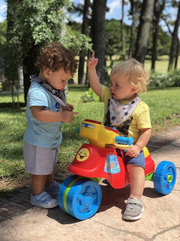 Best Friends: Felipe y Mirko juntos de vacaciones