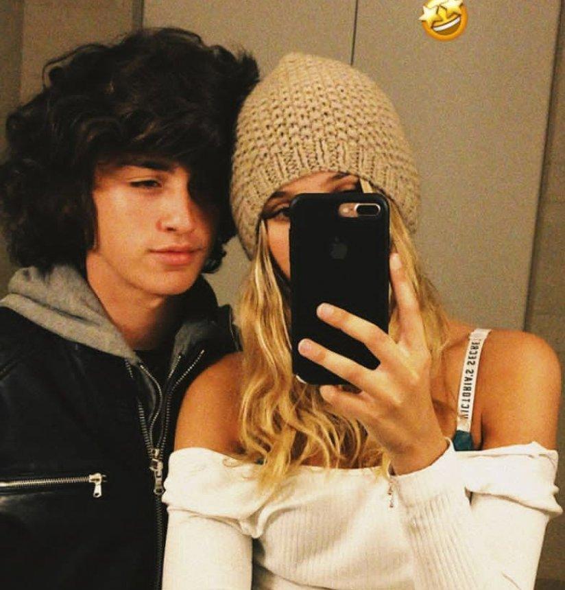 Juanita Tinelli de vacaciones con su novio en San Francisco