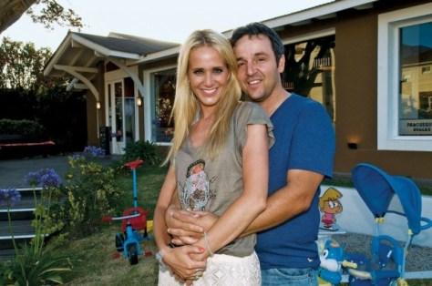 Julieta Prandi separada de su marido