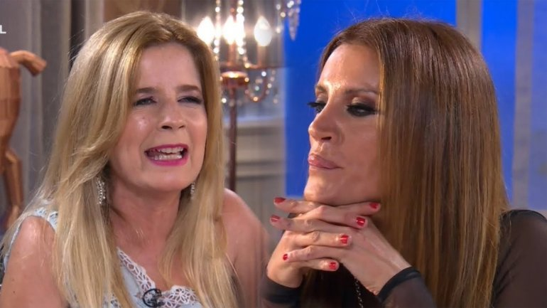"Mercedes Ninci predijo la muerte de Natacha: ""era una mujer impura"""