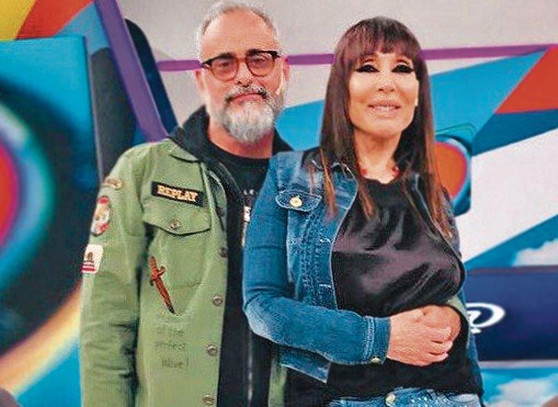 """Moria Casan a Rial: """"no me doy por aludida por él, soy una celebrity"""""""