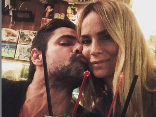 """Sabrina Rojas: """"con Luciano vivimos una separación un poco mentirosa"""""""
