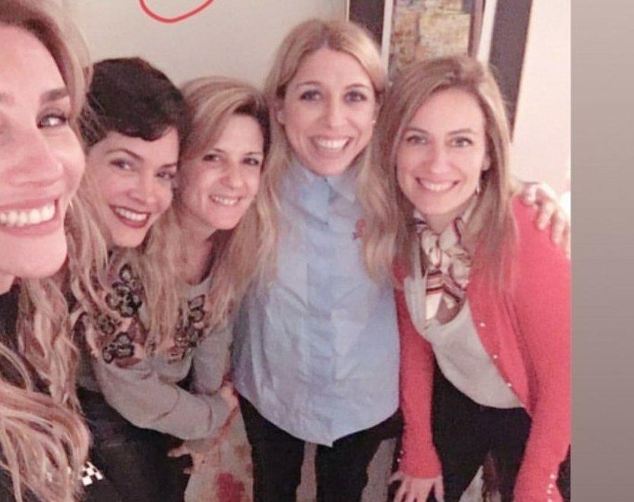 Paula Morales y Flor Bertotti alianza imbatible
