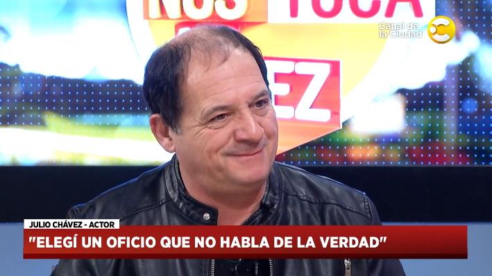 "Julio Chávez: ""a Vicuña me lo quitó China Suárez"""