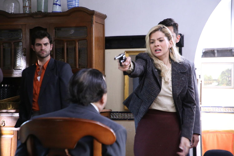 #Atav Muy fuerte la escena de Raquel
