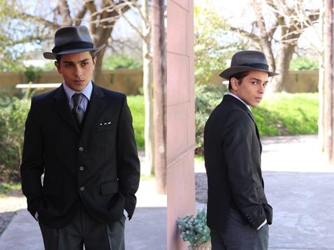 #Atav. Spoiler. Aaron Palomino, un mafioso en la familia