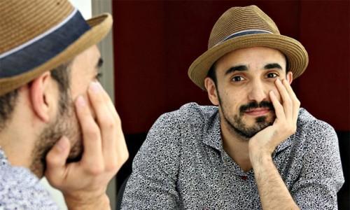 Abel Pintos tiene una novia secreta