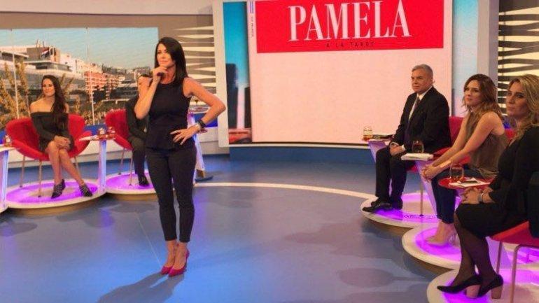 El programa de Pamela David involucrado en una denuncia por trata
