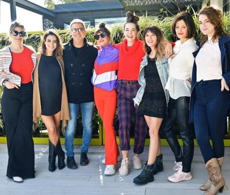 """Agus Cherri y Gime Accardi con sus nuevos looks para""""Separadas"""""""