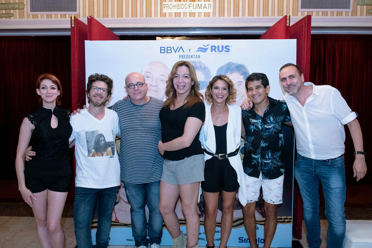 Lizy Tagliani sorprendió junto a grandes comediantes