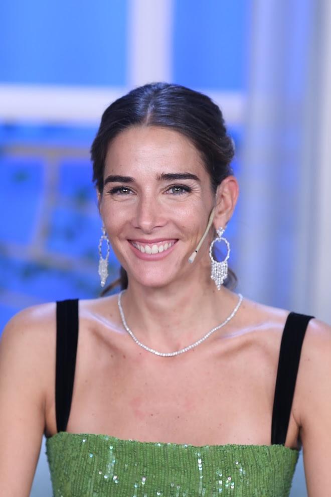 Juanita Viale confirma fuertes invitados a sus mesas