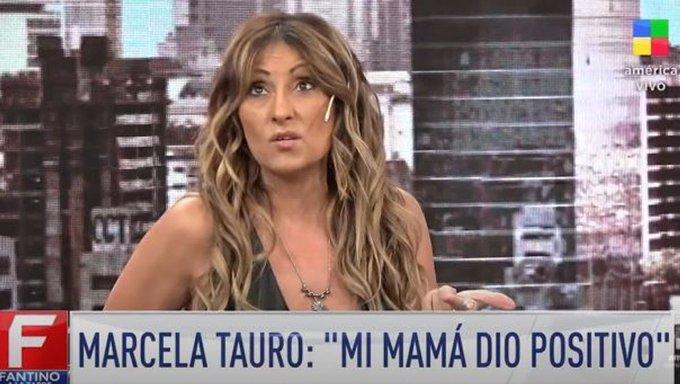 """Marcela Tauro y su Covid: """"contagié a mi mamá de 84 años"""""""