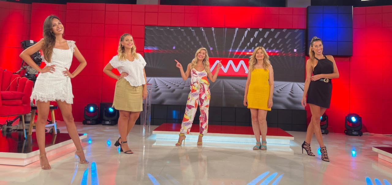 """Ninci, Lestelle y Laurita hicieron el rating de """"LAM"""""""