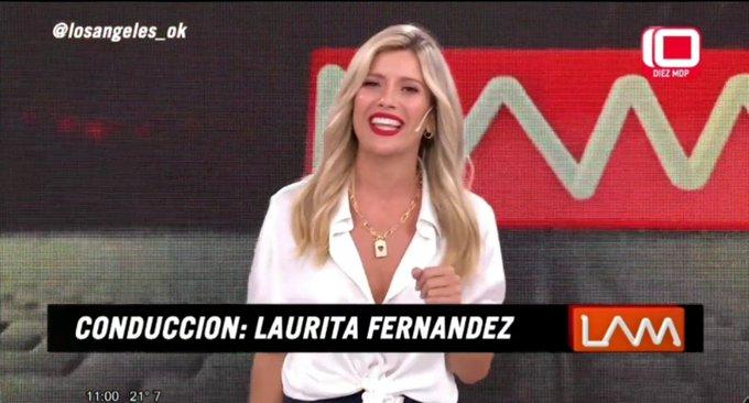 Laurita repitió la fórmula y habló de casamiento e hijos