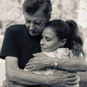 Palito y Julieta Ortega juntos con Jey Mammon